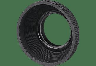 HAMA ST, Gegenlichtblende, Filterdurchmesser: 77 mm, Schwarz, passend für Objektive