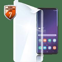 HAMA Full Screen Curved, Schutzfolie für Galaxy S10