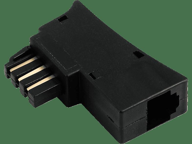 HAMA TAE-U-Stecker auf Modular-Kupplung 6p6c, Adapter