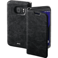 HAMA Guard Case, Bookcover, Samsung, Galaxy S7, Schwarz