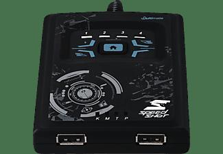HAMA Speedshot Ultimate, Maus-/Tastatur-Konverter, Grau