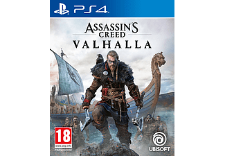 Assassin's Creed: Valhalla FR/NL PS4