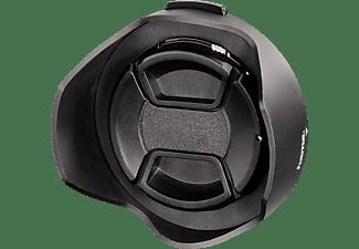 HAMA Snap, Gegenlichtblende, Filterdurchmesser: 58 mm, Schwarz
