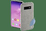 HAMA Cozy, Backcover, Samsung, Galaxy S10, Hellgrau