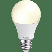 HAMA WiFi LED Lampe Warmweiß bis Tageslicht