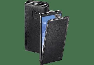 HAMA Smart Case, Flip Cover, Samsung, Galaxy J6 (2018), Schwarz
