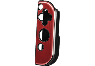 HAMA Hardcover 3-teilig Nintendo Switch Tasche, Rot