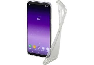 HAMA Crystal Clear, Backcover, Samsung, Galaxy S8, Transparent