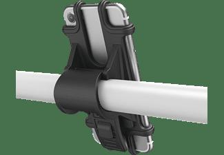 HAMA Uni Smartphone Fahrrad-Handyhalterung, Schwarz