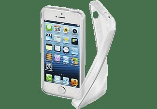 HAMA Crystal, Backcover, Apple, iPhone 5, iPhone 5S, iPhone SE (2016), Grau