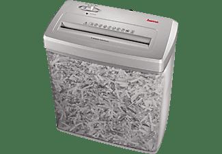 HAMA Premium X6M Aktenvernichter, Silber