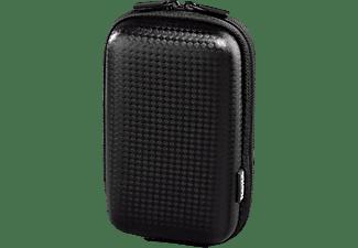HAMA Hardcase Carbon Style 80J Kameratasche, Schwarz
