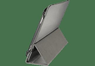 HAMA Fold Uni Tablethülle Bookcover für Universal Polyurethan, Grau