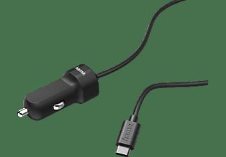 HAMA USB-Type C Kfz-Ladekabel Universal, Schwarz