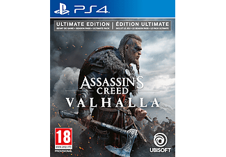 Assassin's Creed: Valhalla Ultimate Edition FR/NL PS4