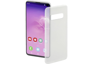 HAMA Ultra Slim, Backcover, Samsung, Galaxy S10e, Weiß