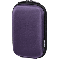HAMA Hardcase Colour Style 80L Kameratasche, Lila