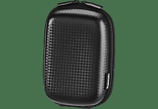 HAMA Hardcase Carbon Style 60 L Kameratasche, Schwarz