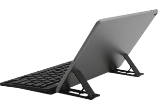HAMA KEY4ALL X2100 Multi-Device-Bluetooth-Tastatur Schwarz