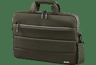 HAMA Toronto Notebooktasche Umhängetasche für Universal Nylon, Oliv