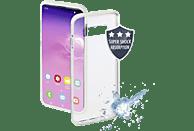 HAMA Protector, Backcover, Samsung, Galaxy S10e, Weiß/Transparent