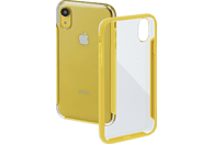 HAMA Frame, Backcover, Apple, iPhone XR, Transparent/Gelb