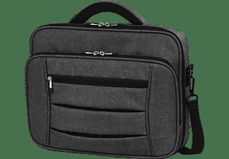 HAMA Business 17.3 Zoll Notebooktasche Aktentasche für Universal Polyester, Grau