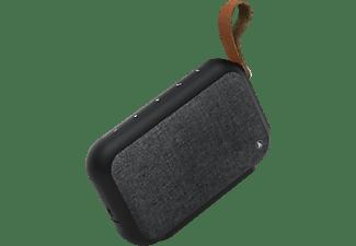 HAMA Gentleman-M Bluetooth Lautsprecher, Schwarz