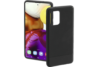 HAMA Shield, Backcover, Samsung, Galaxy A71, Schwarz