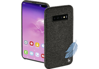 HAMA Cozy, Backcover, Samsung, Galaxy S10+, Schwarz