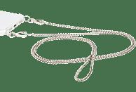 HAMA Cross-Body-Band Handykette Silber