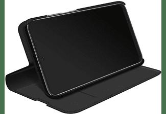 BLACK ROCK Flex Carbon, Bookcover, Samsung, Galaxy A51, Schwarz