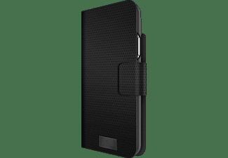 BLACK ROCK 2in1, Bookcover, Apple, iPhone X, iPhone XS, Schwarz
