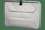 HAMA Protection Notebooktasche Sleeve für Universal Polypropylen, Grau