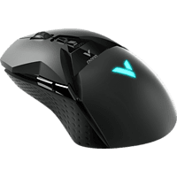 RAPOO VT950 Gaming Maus, Schwarz