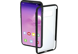 HAMA Frame, Backcover, Samsung, Galaxy S10, Transparent/Schwarz