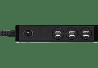 HAMA 6-fach USB-Ladestation