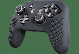 HAMA 7in1, Zubehör-Paket für Nintendo Switch Pro, Schwarz