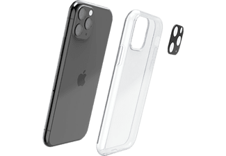 HAMA Crystal Clear, Backcover, Apple, iPhone 11 Pro, Transparent