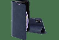 HAMA Guard Pro, Bookcover, Apple, iPhone XS Max, Blau