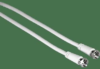HAMA F-Stecker - F-Stecker 10 m SAT-Anschlusskabel