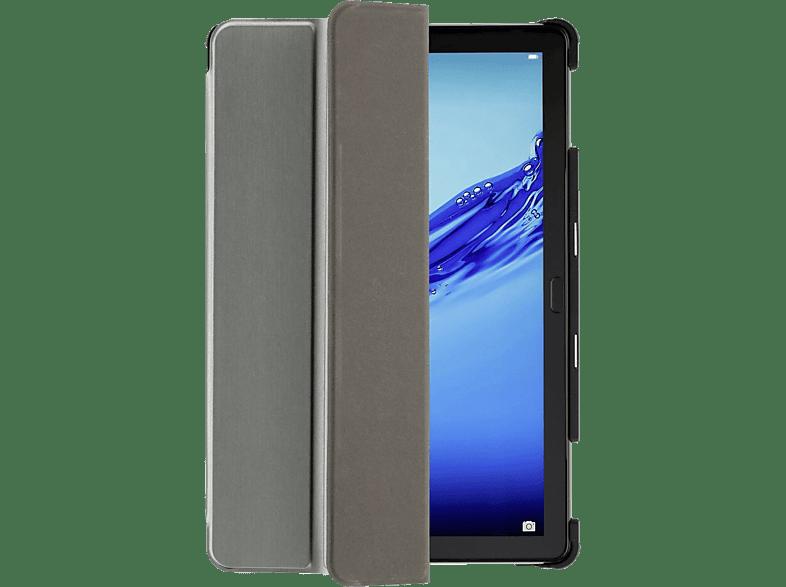 HAMA Fold Tablethülle Bookcover für Huawei Polyurethan, Grau