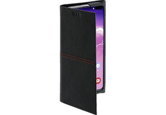 HAMA Red Sensation No. 6, Bookcover, Samsung, Galaxy S10+, Rot/Schwarz