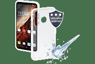 HAMA Protector, Backcover, Huawei, P30 Lite, P30 Lite (New Edition), Transparent/Weiß
