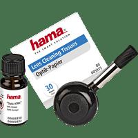 HAMA Optik HTMC 3-teiliges, Reinigungsset, Schwarz