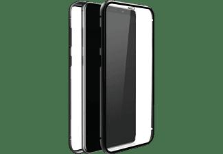 BLACK ROCK 360° Glas, Full Cover, Samsung, Galaxy S9+, Schwarz