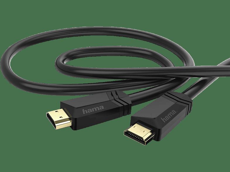 HAMA High Speed 0,75 m HDMI Kabel