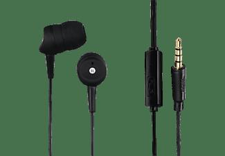 HAMA In-Ear Kopfhörer Basic4Phone, Schwarz