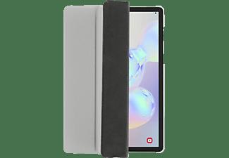 HAMA Fold Clear Tablethülle Bookcover für Samsung Polyurethan, Silber