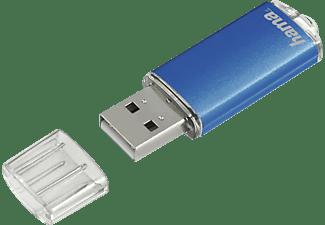 HAMA Laeta USB-Stick, 8 GB, 10 MB/s, Blau